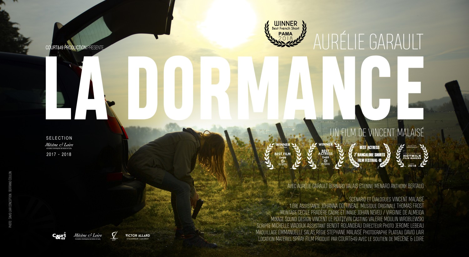 The Dormant Season - poster