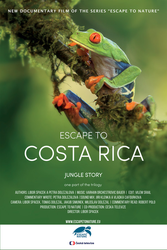 Escape to Costa Rica - poster